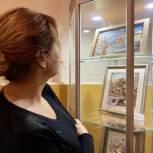 Единороссы Солнечногорска приняли участие в открытии художественной выставки