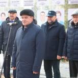 Валерий Лидин выразил благодарность работникам ЖКХ за преданность профессии