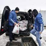 Волонтеры «Единой России» передали корм чебоксарскому приюту для животных