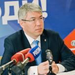 Лидер единороссов Бурятии: «Единая Россия» выдвинет в Госдуму того, кого поддержат люди»
