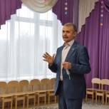 Владимир Шапкин поможет детскому саду в Балашихе обустроить автогородок