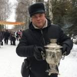 Алексей Марьин: Сердобчане отметили Масленицу весело и дружно