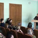 Панков предложил привлечь средства для школ и детских садов Хвалынского района на текущие нужды