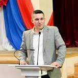 Вячеслав Парфёнов избран секретарем местного отделения Малоярославецкого района