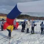 Более ста человек приняли участие во «Внуковской лыжне» на западе Москвы