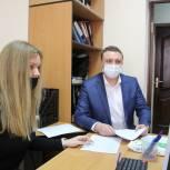 Действующий депутат Госсобрания РМ Роман Хайров подал документы в региональный оргкомитет по проведению предварительного голосования