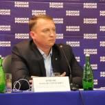 Координатор партийного проекта «Чистая Страна» Роман Ирисов выясняет причины возгорания отходов в Балаковском районе