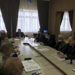 Панков: Необходимо наладить межведомственное взаимодействие, чтобы реализовать важные для людей проекты в Волжском районе
