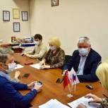 Единороссы Балашихи проверят ход капитального ремонта городских учреждений здравоохранения