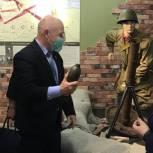 Музей находок поисковых отрядов Пензенской области «Свидетели бессмертного подвига»: успехи и проблемы
