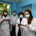 Анастасия Казанцева проверила качество бесплатного питания надымских детей