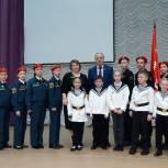 Депутат Виктор Рейн провел парламентский урок для школьников Тюмени