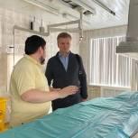 В Люберецкой больнице заменят три лифта при содействии единоросса