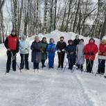 В Иванове стартовал ряд тренировок по скандинавской ходьбе для всех желающих