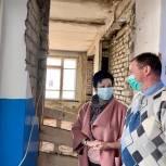 Валентина Миронова провела мониторинг объектов культуры в Дубровском районе