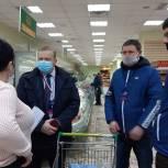 Волонтеры Партии проверили соблюдение в магазинах правил розничной торговли
