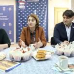 В Салехарде женщины представили депутату Госдумы РФ самые сильные инициативы