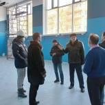 Депутат Московской областной Думы Андрей Голубев продолжает мониторинг реализации нацпроектов