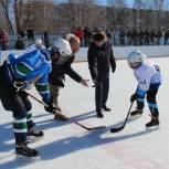 В Вачском районе прошел турнир по хоккею в рамках партпроекта «Здоровое будущее»