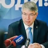 Алексей Цыденов: Активисты «Единой России» внесли более 30 млн личных средств на борьбу с пандемией