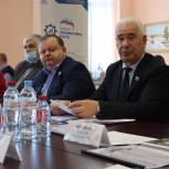 Виктор Якимов: «Единая Россия» готова содействовать реализации прорывных проектов»