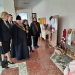 Сергей Ванюшин поздравил коллектив духовно-просветительского центра «Благовест» с годовщиной работы