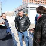 Депутаты Рязанской городской Думы проверили транспортную доступность отдаленных районов