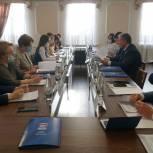 В Алтайском крае зарегистрировали первых участников предварительного голосования