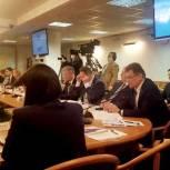 В Правительство внесен план мероприятий по реализации стратегии Арктической зоны РФ