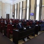 В ЗСК прошла очередная 53-сессия краевого депутатского корпуса