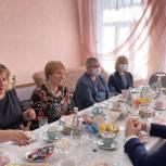 Андрей Воробьев о встрече с коллективом лицея № 15: Учителя одобрили инициативу Вячеслава Володина