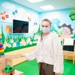 В Подмосковье стартует вторая очередь проекта «Единой России» по созданию «Добрых комнат» в больницах региона