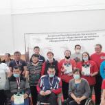 В Горно-Алтайске при поддержке «Единой России» прошли спортивные соревнования для людей с ОВЗ