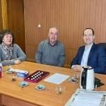 Развитие сельских территорий обсудили в Острогожском районе