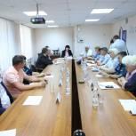 Владимир Полукаров приветствовал участников IV Форума советов отцов