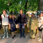 В Ленинском районе Ростова-на-Дону организовали выставку экспонатов времен ВОВ