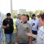 Балаково от «хлебной столицы» до города энергетиков - архитекторы представили концепции нового парка
