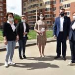 В Рязани продолжается реализация проекта «Дорога в школу»