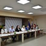 Ольга Болякина рассказала жителям Балаково о мерах соцподдержки, утверждённых на региональном уровне