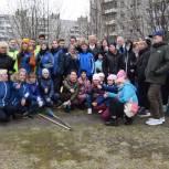 В Мурманской области «Единая  Россия» организовала  День соседей