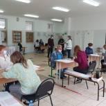 Предварительное голосование в Подольске проходит с соблюдением требований санитарной безопасности