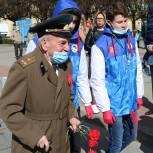 «Единая Россия» празднует День Победы в центральных регионах страны