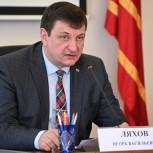 Игорь Ляхов поблагодарил смолян за участие в предварительном голосовании «Единой России»