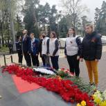 В день Победы костромские молодогвардейцы провели серию праздничных мероприятий