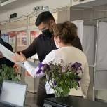 Григорий Артамонов и Дмитрий Цибисов приняли участие в предварительном голосовании