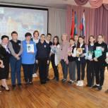 Партийцы обсудили со школьниками Звенигорода правила поведения в общественных местах