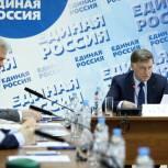 Региональный оргкомитет утвердил результаты предварительного голосования в Госдуму и петербургский парламент
