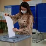 Ольга Швецова: Сегодня у жителей области есть возможность очно проголосовать  за понравившихся кандидатов от «Единой России»