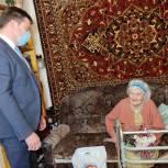Акция «Подарок ветерану» прошла в Калуге