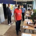 Сергей Горняков проинспектировал работу УСК в Волгограде